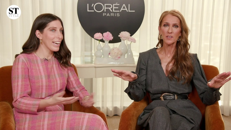 Interview: Céline Dion talks contouring, Botox and fake tan with the BeautyBOSS