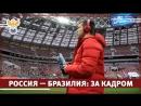 Россия - Бразилия: за кадром. РФС ТВ