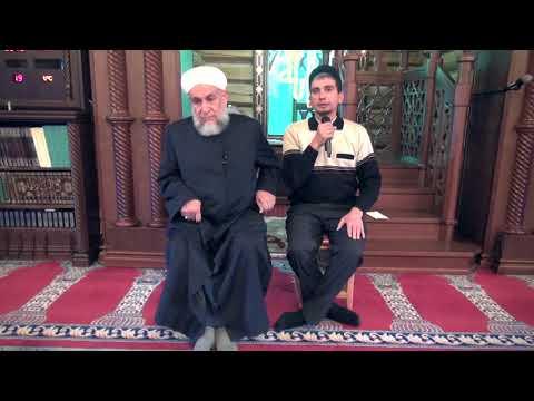 Шейх Абдур Раззак ас-Са'ди в мечети Казан Нуры 14 04 2018 провел урок: Исра и Мизоадж.