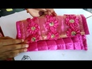 How To Make Hand Made Purse With Waste Cloth How To Stitch Hand Purse At Home