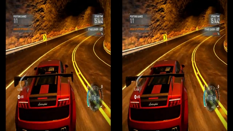 VR Video 3D VR Need for Speed VR Split Screen for Google Cardboard VR Box 3D not 360 VR_(VIDEOMEG.RU)