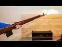 ВПО 924 охолощённая автоматическая винтовка Токарева с отстрелом