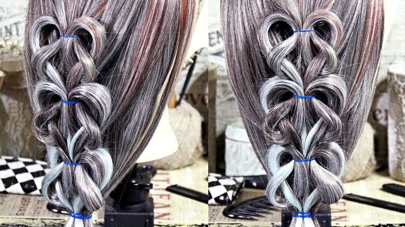 Braid Butterflies | Hairstyles by REM | Copyright ©