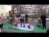 Лившиц Олег становая тяга 345 кг