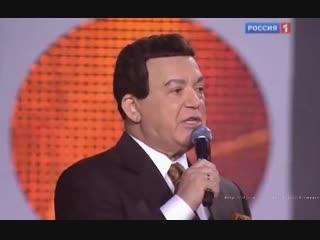 Иосиф Кобзон - Сыновья (Б. Фомин - И. Финк) (Песня года - 2010)