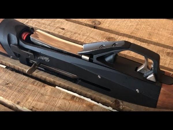 МР-155 СП - прототип спортивной версии самого массового ружья!