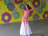Школа арабского танца Хабиби - Варвара Трохимец - Табла