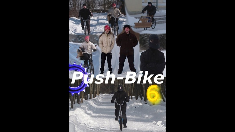 Push-Bike s6e5