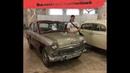 Выставка ретро- автомобилей. Пенза Цнти 2018