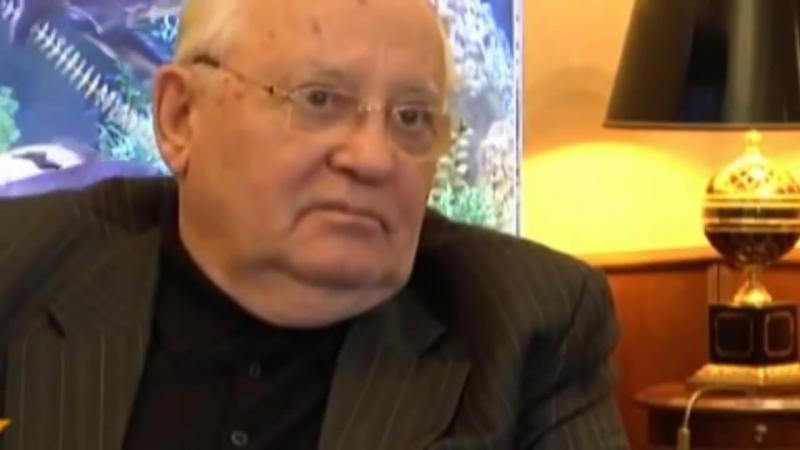 Горбачев - Путин браток из 90-х, его не выбирали он захватил власть [01_02_2016]