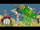 Rus Sub- Reggae Shark Returns (2)