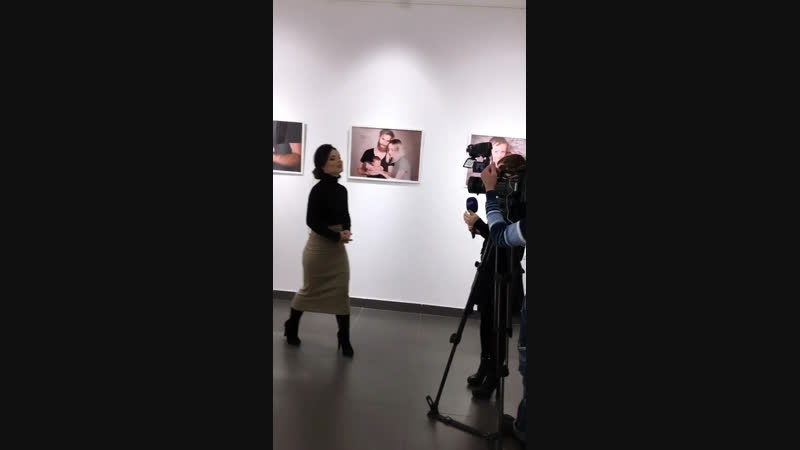 Выставка в галерее Винсент