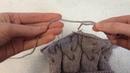 Как соединить нити в вязании