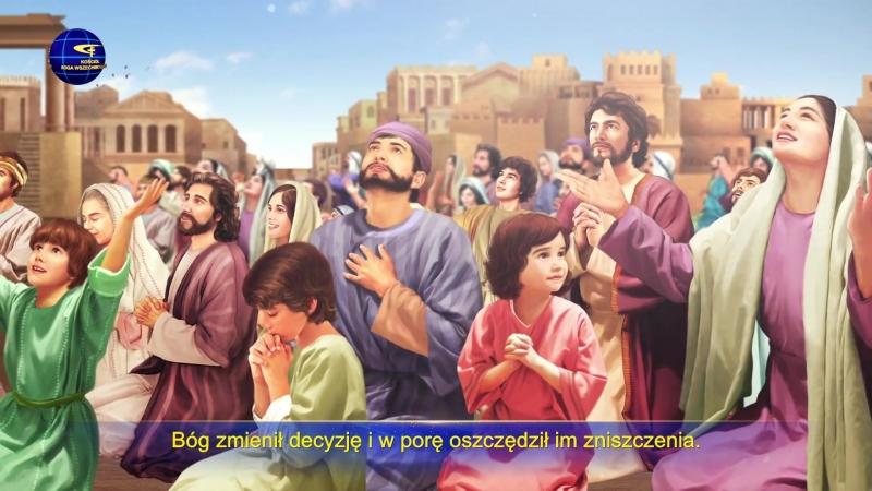 """Hymn słów Boga """"Boża litość nad ludzkością"""" Miłość Boga"""