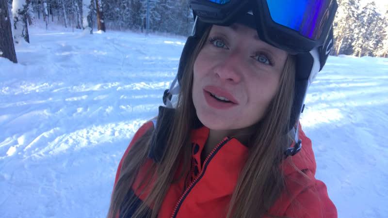 Сноуборд Анна Томск