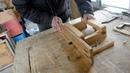 Обзор Самый БЮДЖЕТНЫЙ верстак для изготовления ульев и деревообработки