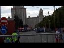 ЧМ-2018. Фанзона МГУ. Португалия - Марокко. 7 Мяч-кабина МатчТВ