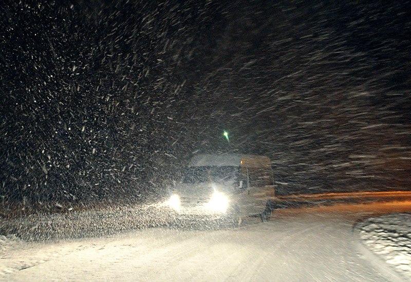 В ночь на пятницу на Марий Эл обрушится снегопад