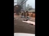 Белу-Оризонти, юго-восток Бразилии. 16-03-2018 (VHS Video)