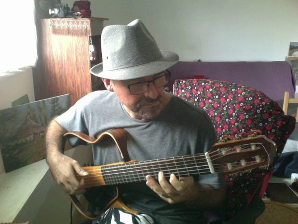 The rainy afternoon Jamal Zohourian Guitare Classique