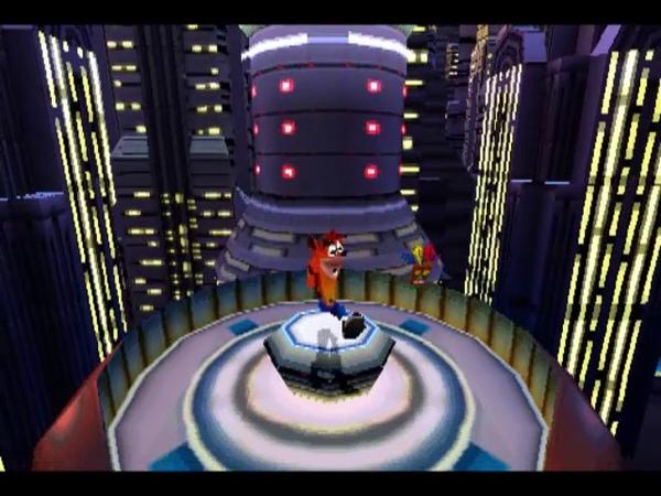 [PS1USA] Crash Bandicoot 3 Warped - 64. Level 19 Future Frenzy 3
