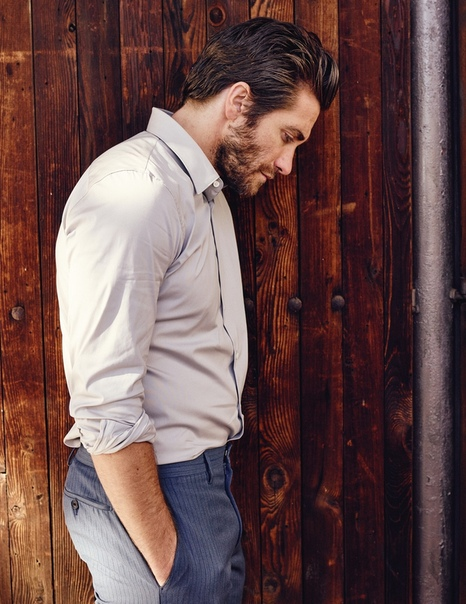 Jake Gyllenhaal Esquire, 2018