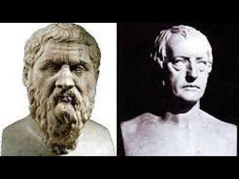 Платон и Гегель(Plato and Hegel) (часть 4 - Парменид(2))