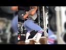 Michie Peachie workout