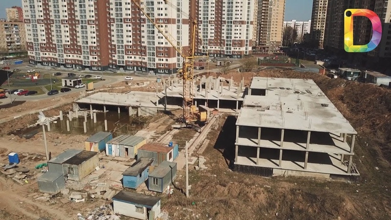 Когда возобновится строительство школы на 550 мест | Новости Долгопрудного