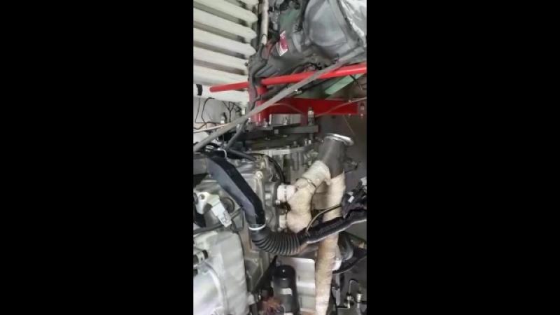 1GZ FE IMMO OFF Toyota V12 / Первый запуск 1GZ-FE с отключенным иммо