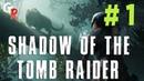 Shadow of the Tomb Raider прохождение на русском 1 Вход в пещеру