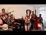 Blurred Lines - Vintage Bluegrass Barn Dance Robin Thicke Cover.mp4