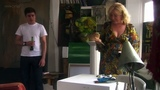 Hot busty milf seduces young boy - Video Dailymotion