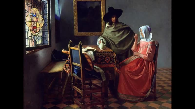 Johannes Vermeer_ A collection of 41 paintings (HD)