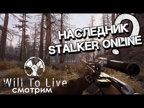 Stalker Online ? Смотрим Will to Live Online вебка