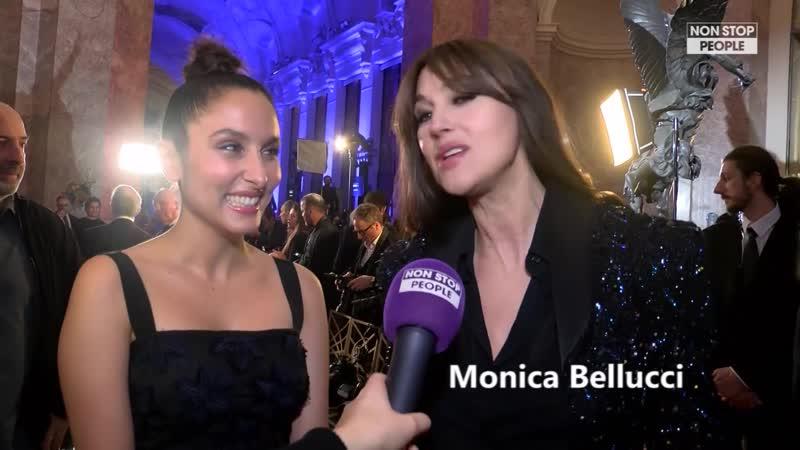 Cesar Revelations 2019 Lily Rose Depp Monica Bellucci