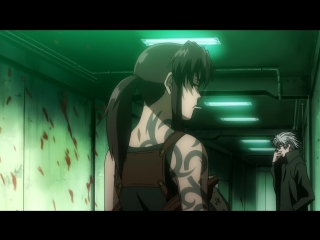 Пираты «Чёрной лагуны» | Black Lagoon: Roberta's Blood Trail | 27 серия/OVA (AniDub) [BDRip]