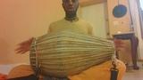 Damodarastakam beats - Raw Footage - Kishor Demonstating Lofa Tal Beats - Part 3