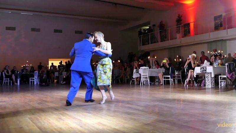 Nürnberg Tango Festival *Burn the Floor* Juan Manuel Rosales Lisa Rosales *El Latigo*