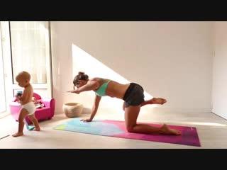 Упражнения для красивой груди и спины