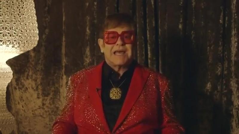 Реклама Сникерс ( Snickers)- с Элтоном Джоном -Rap-BattleBehind-the-Scenes