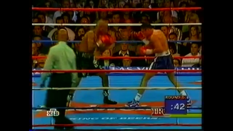 Оскар Де Ла Хойя vs Оба Карр (полный бой) [22.05.1999]