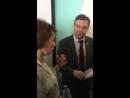 Леонид Левин на медиафоруме в Сочи ответил на вопросы журналистов