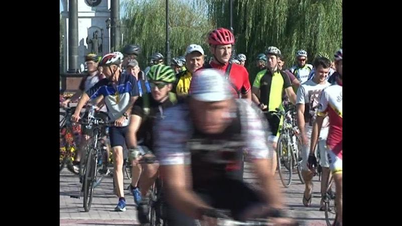 Из Курска стартовал массовый велопробег