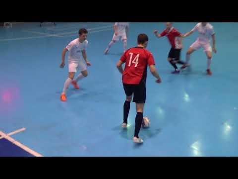 Чемпионат. Дивизион Калининский Интер - УЛИСС-2 09 (полный матч)