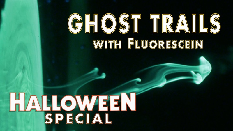 "Ghost Trails with Fluorescein Shanks FX Halloween Special"" PBS Digital Studios"