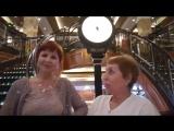 Дайте себе шанс попробовать! Ольга Ра - Эксклюзивное интервью с лайнера Queen Victoria, июнь 2018. Дайте себе шанс попробовать