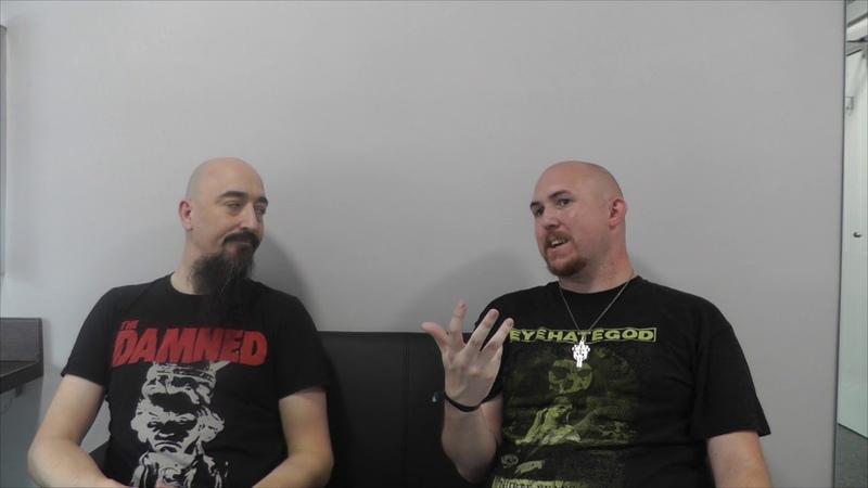 Metal Underground: Interview with Aaron Aedy