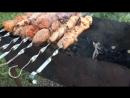 Отдых после работы шашлык мавик природа