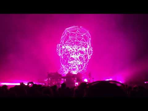 The Chemical Brothers Go Live @ Metronome Festival 2018 Prague